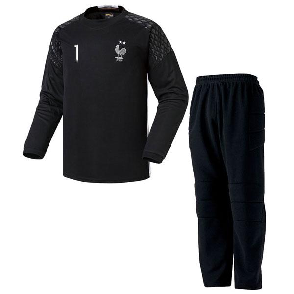 프랑스 홈 GK 골키퍼복 [풀마킹/번호/이니셜] HTT903_1