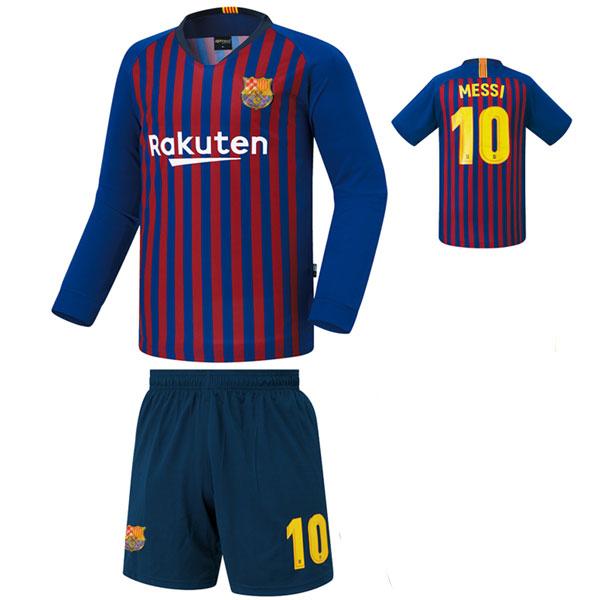 바르셀로나 홈형 18-19 [풀마킹/번호/이니셜] 기능성원단 HTT977