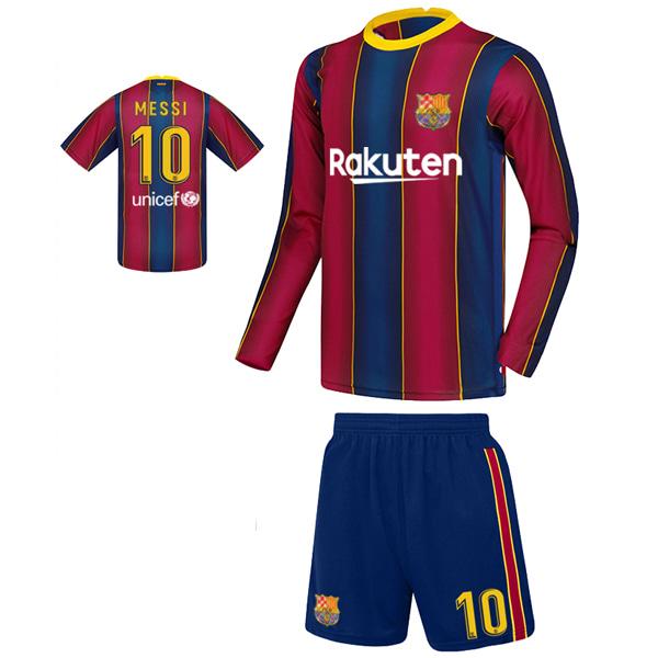 바르셀로나 홈형 20-21 [풀마킹/번호/이니셜] LX205a