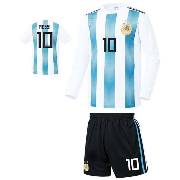 아르헨티나 홈형 17-18 [풀마킹/번호/이니셜] LX76a