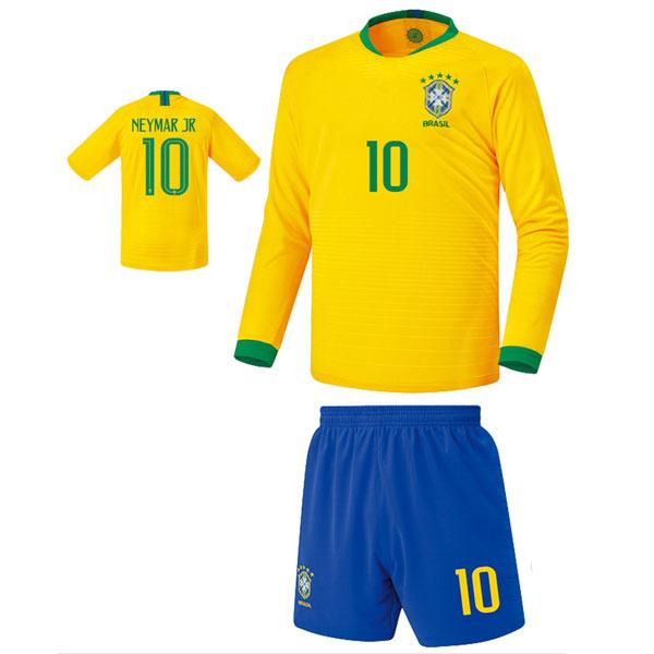 브라질 홈형 18-19 [풀마킹/번호/이니셜] LX77a