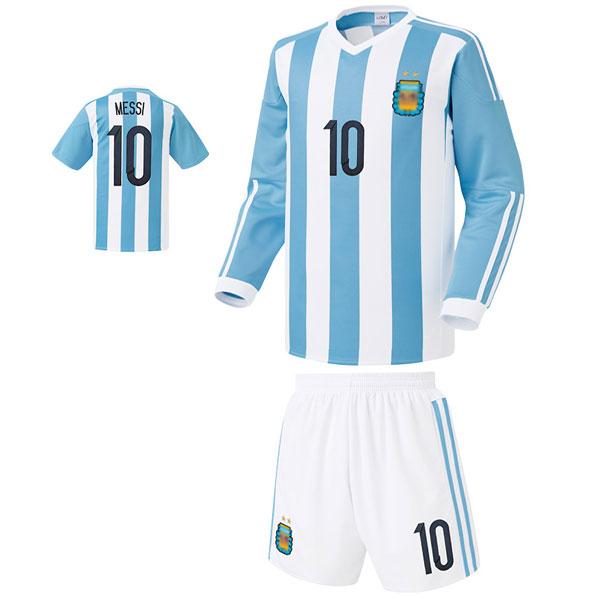 아르헨티나 홈형 15-16 [풀마킹/번호/이니셜] LX86a