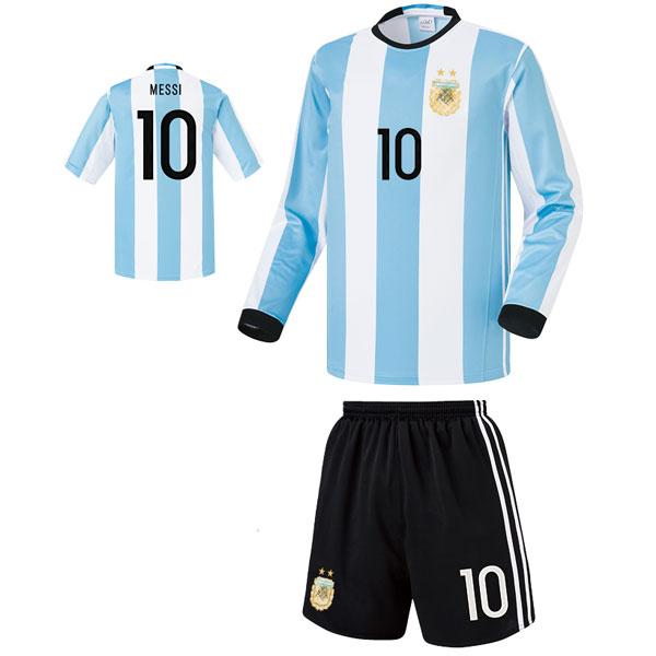 아르헨티나 홈형 16-17 [풀마킹/번호/이니셜] LX86c