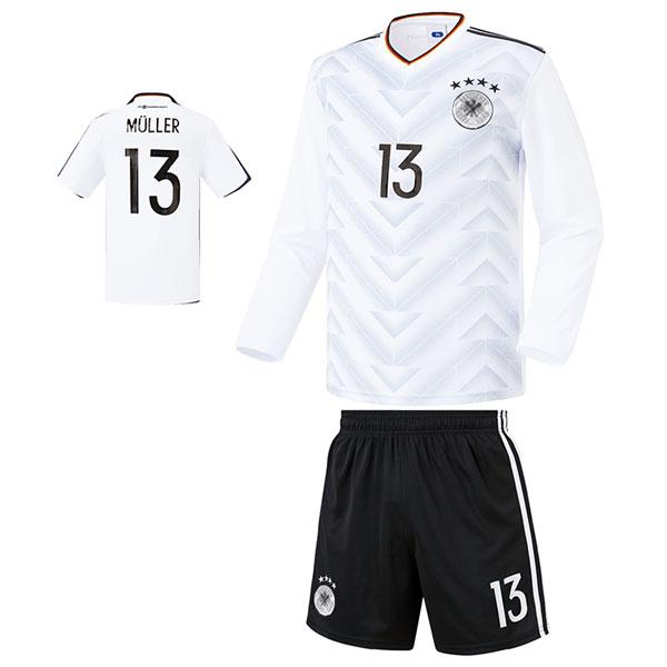 독일 홈형 16-17 [풀마킹/번호/이니셜] NTT203H