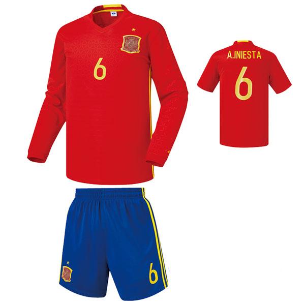 스페인 홈형 16-17 [풀마킹/번호/이니셜] NTT213H