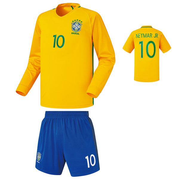 브라질 홈형 16-17 [풀마킹/번호/이니셜] NTT273H