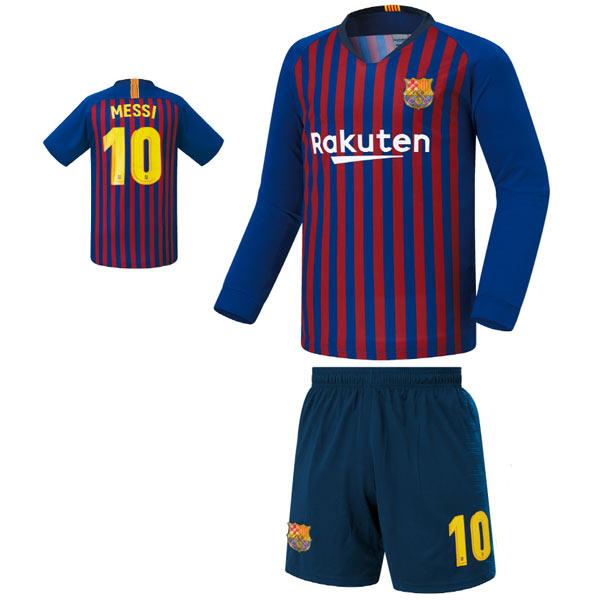 바르셀로나 홈형 18-19 [풀마킹/번호/이니셜] NTT326H