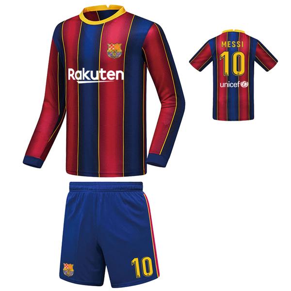 바르셀로나 홈형 20-21 [풀마킹/번호/이니셜] NTT328H