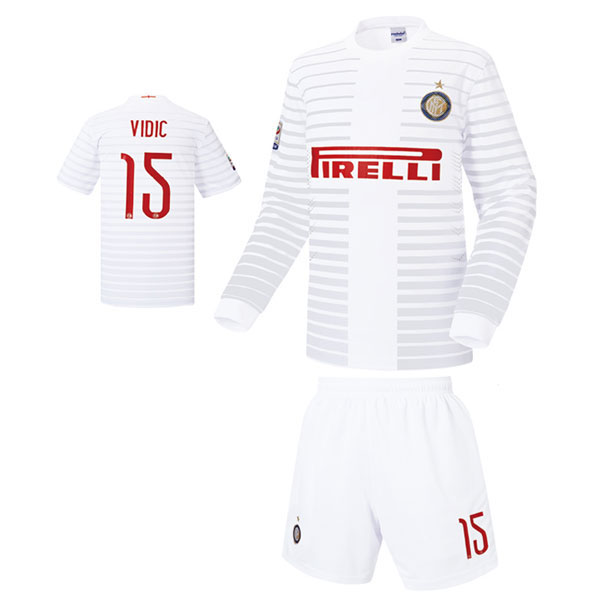 인터밀란 어웨이형 14-15 축구유니폼 셋트 [풀마킹/번호/이니셜] NTT451A