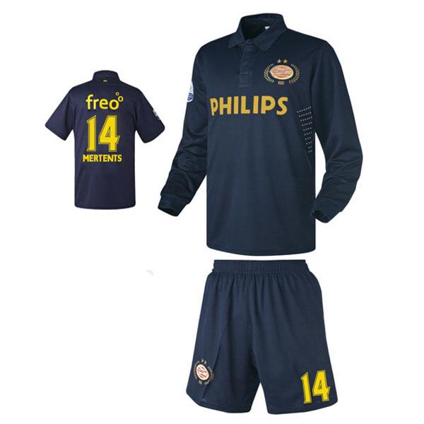 아인트호벤 어웨이형 13-14 축구유니폼 셋트 [풀마킹/번호/이니셜] NTT490A