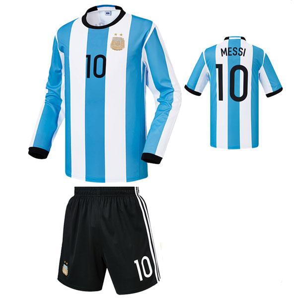 아르헨티나 홈형 16-17 [풀마킹/번호/이니셜] NTT93H