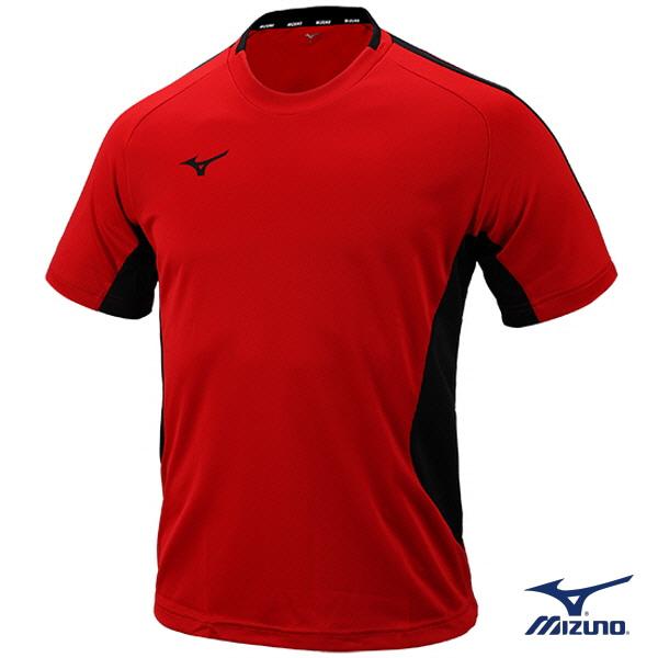 [미즈노] 썸머 트레이닝 셔츠 19 S/S P2MA9K0562