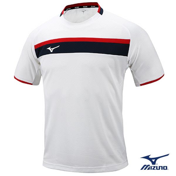 [미즈노] 썸머 트레이닝 셔츠 19 S/S P2MA9K0601