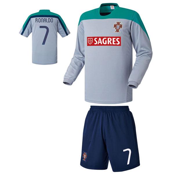 포르투갈 져지형 14-15 축구유니폼 셋트 [풀마킹/번호/이니셜] UTU129