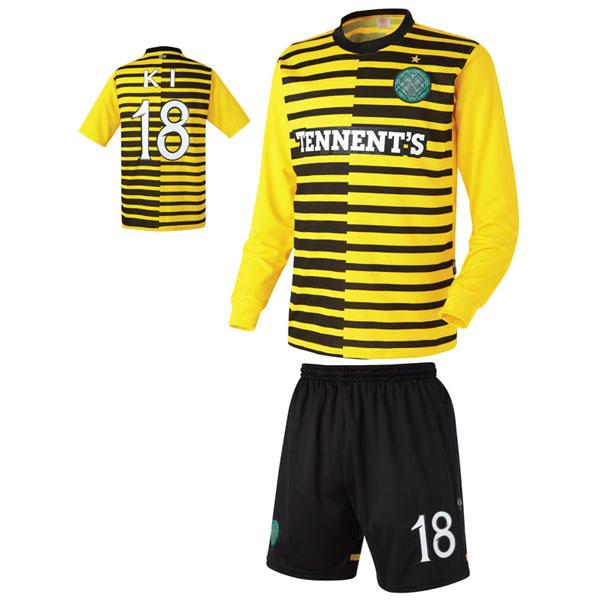 셀틱 써드형 축구유니폼 셋트 [풀마킹/번호/이니셜] UTU137