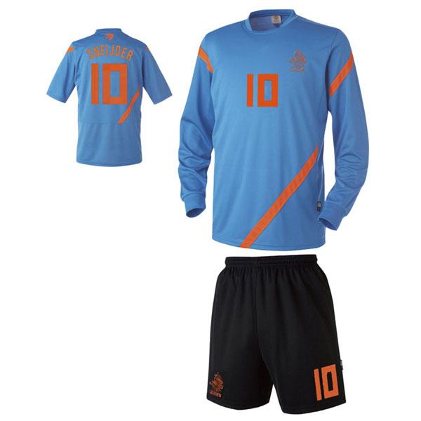 네덜란드 져지형 축구유니폼 셋트 [풀마킹/번호/이니셜] UTU138