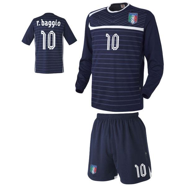 이탈리아 져지형 축구유니폼 셋트 [풀마킹/번호/이니셜] UTU224