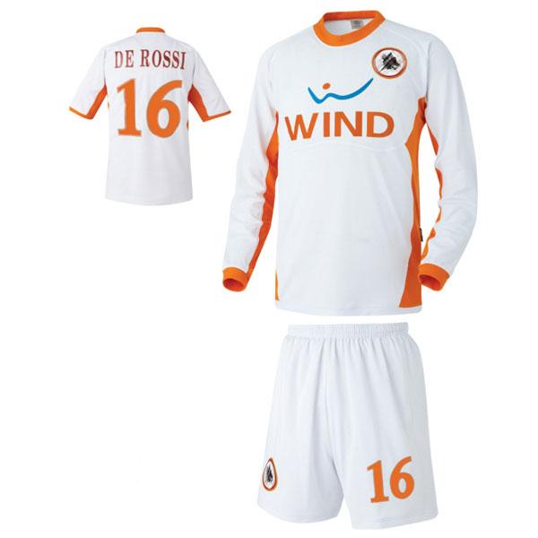 AS로마 어웨이형 축구유니폼 셋트 [풀마킹/번호/이니셜] UTU232