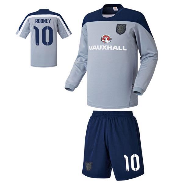 잉글랜드 져지형 14-15 축구유니폼 셋트 [풀마킹/번호/이니셜] UTU259