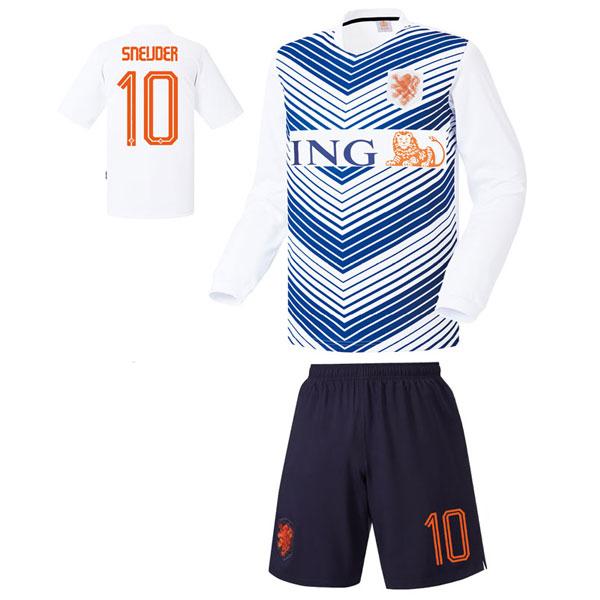네덜란드 져지형 14-15 축구유니폼 셋트 [풀마킹/번호/이니셜] UTU291