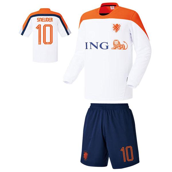 네덜란드 져지형 14-15 축구유니폼 셋트 [풀마킹/번호/이니셜] UTU298