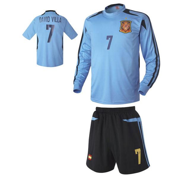 스페인 져지형 축구유니폼 셋트 [풀마킹/번호/이니셜] UTU326