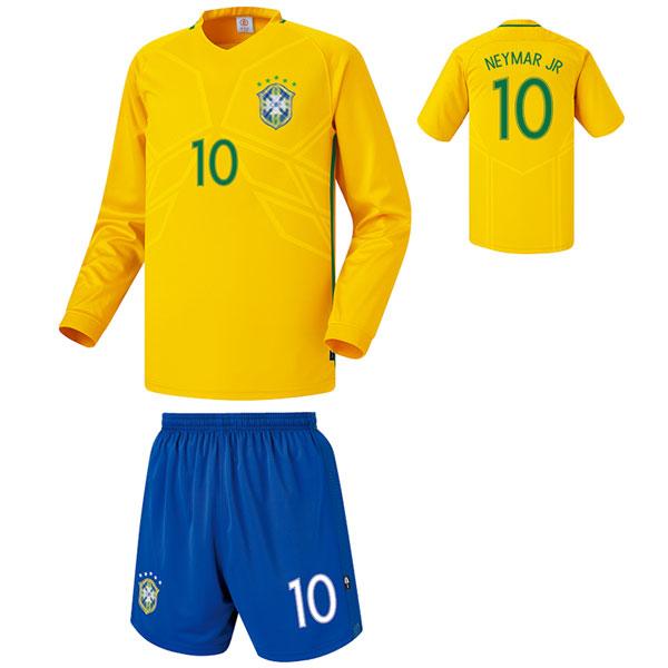 브라질 홈형 16-17 [풀마킹/번호/이니셜] 기능성원단 UTU337