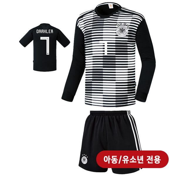 독일 져지형 18-19 축구유니폼 셋트 [풀마킹/번호/이니셜] <BR>★아동/유소년용★<BR>UTU393
