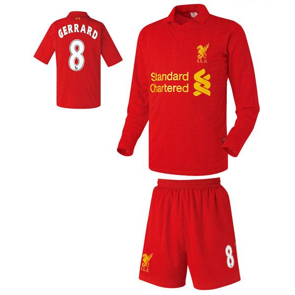 리버풀 홈 축구유니폼 셋트 [풀마킹/번호/이니셜] 기능성원단 UTU415