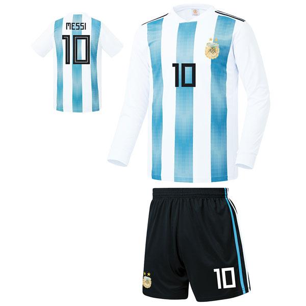 아르헨티나 홈형 17-18 [풀마킹/번호/이니셜] 기능성원단 UTU486