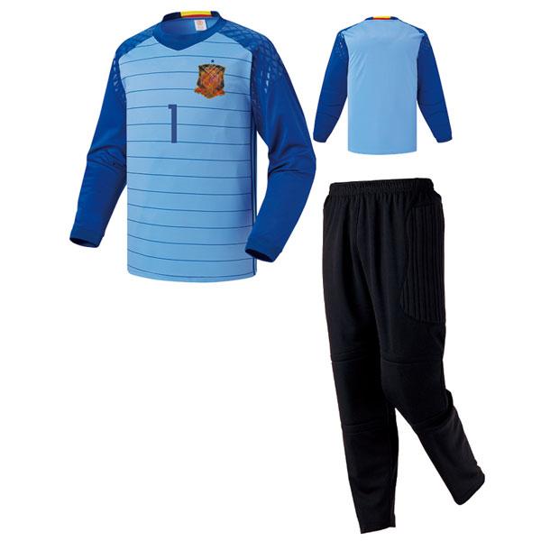 스페인 홈 16-17 GK 골키퍼복 [풀마킹/번호/이니셜] UTU806